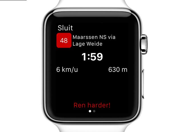 OV Delay voor Apple WatchOV Delay voor Apple Watch