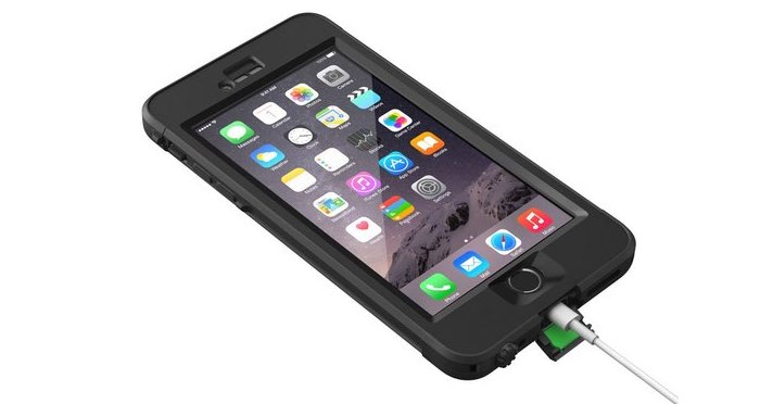 Lifeproof Nuud Case voor iPhone 6