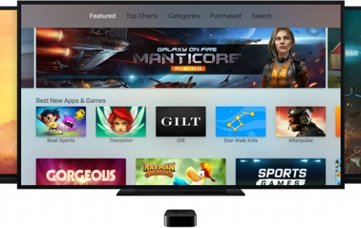 Beste Apple TV games