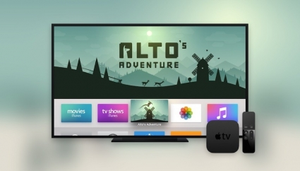 Alto's Adventure Apple TV