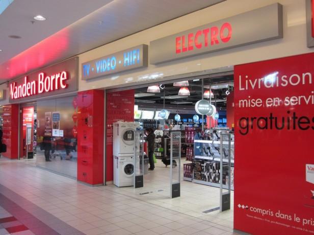 Vanden Borre winkelcentrum