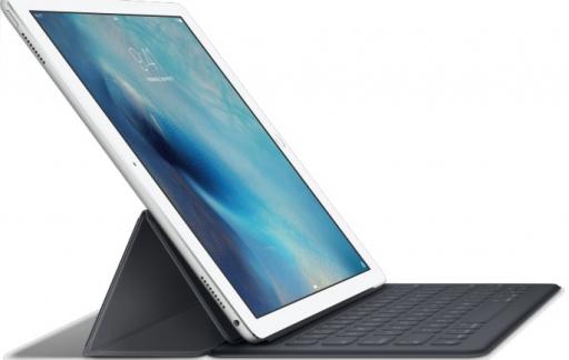 iPad Pro met keyboard