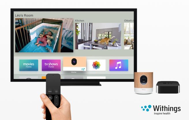 Withings-APple-TV
