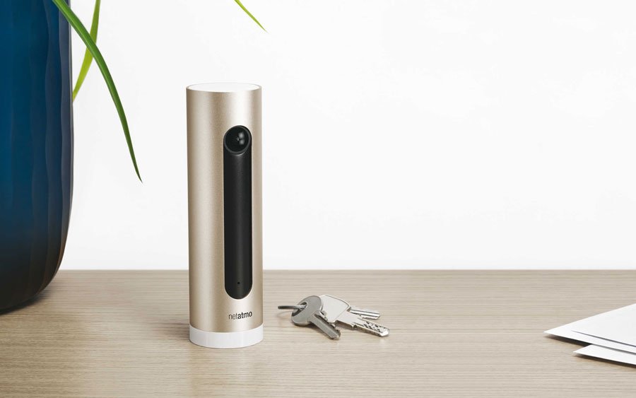 netatmo welcome camera werkt nu samen met ifttt. Black Bedroom Furniture Sets. Home Design Ideas