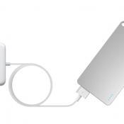 Deze powerbank laad je razendsnel op met je MacBook-kabel