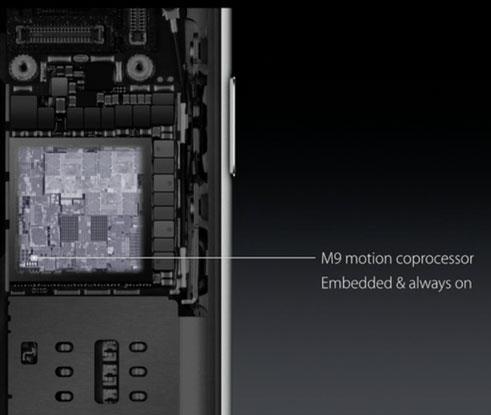 M9 co-processor