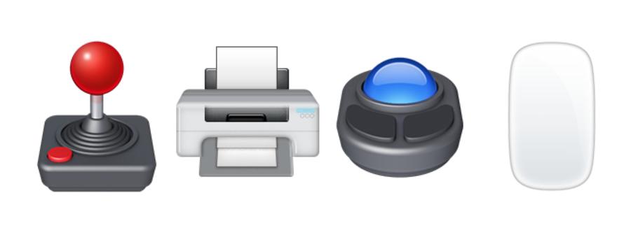 Emoji-Objecten