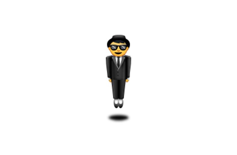 Emoji-Zweven