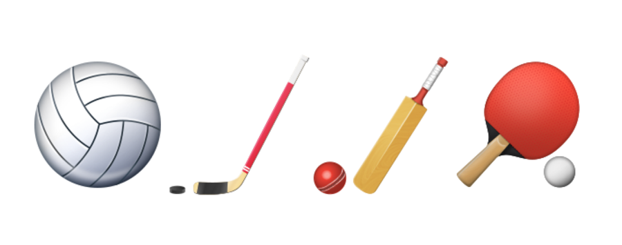 Emoji-Sport