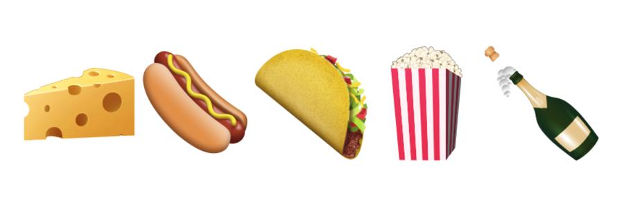 Emoji-Eten-Drinken