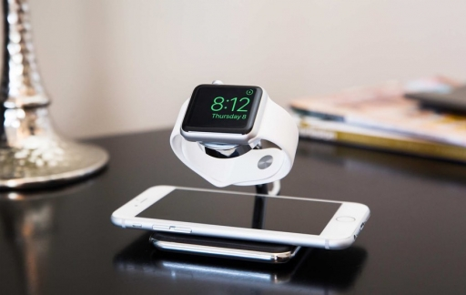 Twelve South Forte for Apple Watch met iPhone