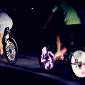 Balight fietsen