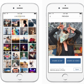 Live GIF verandert Live Photos in gifjes