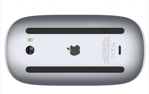 Magic Mouse 2 onderkant
