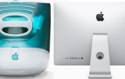 iMac G3 en iMac 2015