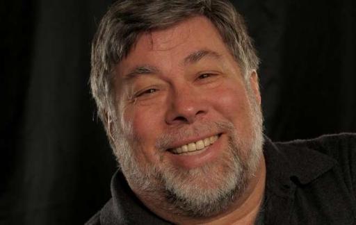 Mede Apple-oprichter Steve Wozniak.