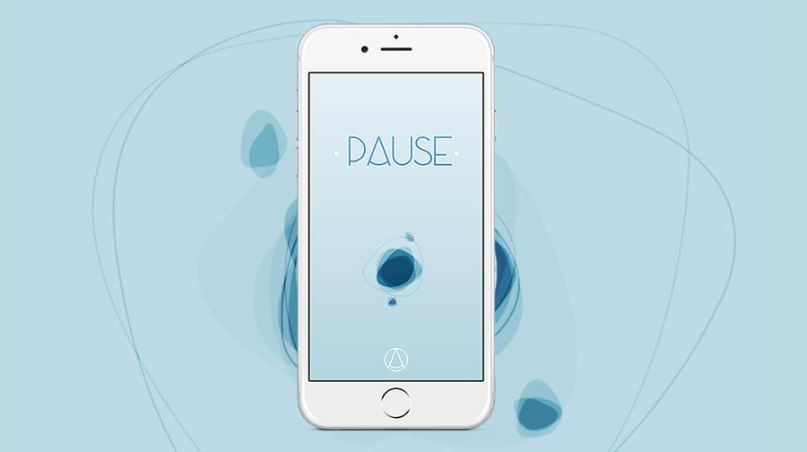 Pause-app