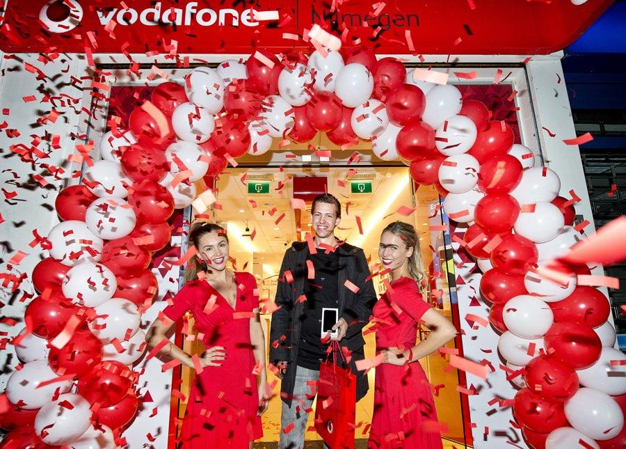 Vodafone nachtverkoop iPhone 6s