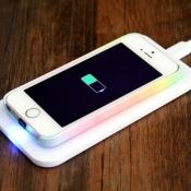 Onderdelen voor draadloos opladen zitten al in iPhones verwerkt