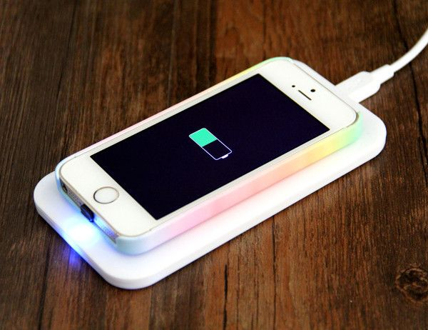 iPhone draadloos opladen