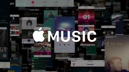 Apple Music covers
