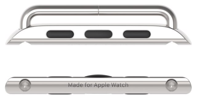 Apple Watch lug