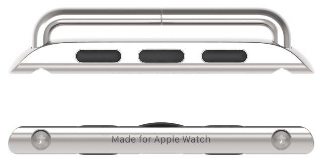 Apple Watch lug