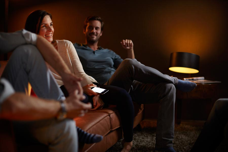 Philips Hue comfort dimming