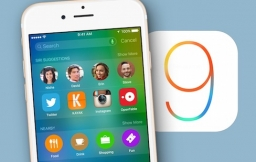 iPhone met iOS 9