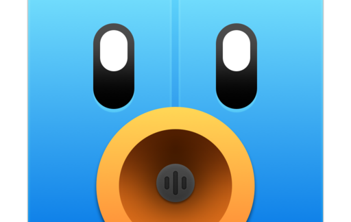 Tweetbot 4 icoon