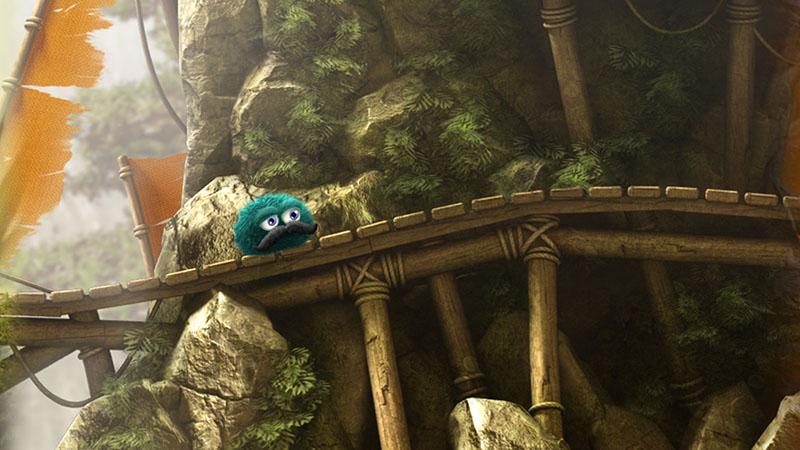 Leo's Adventure met gamecontroller