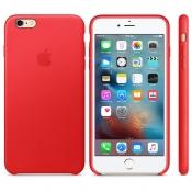Leren Apple-hoesje voor iPhone 6s nu ook als (PRODUCT)RED