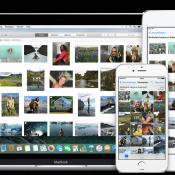 iCloud-fotobibliotheek op de Mac, iPhone en iPad.
