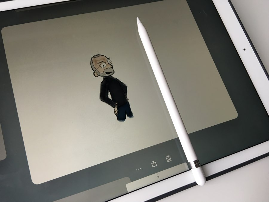 Apple Pencil review: hoe goed bevalt de iPad Pro stylus?