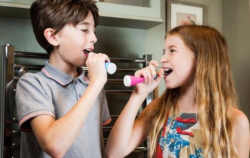 Playbrush tandenborstel voor kinderen