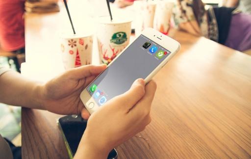 Apps verbergen in onzichtbare folder