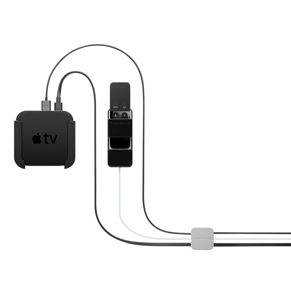 TotalMount Pro voor de Apple TV.