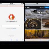 Sidefari laat je een tweede Safari-venster openen in Split View op de iPad