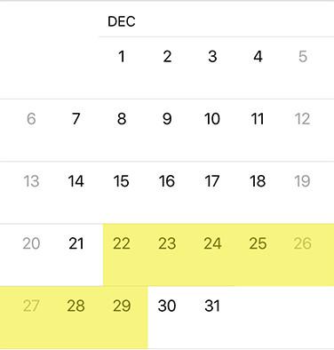 Agenda december 2015