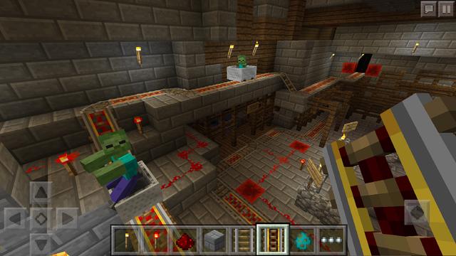 Minecraft-Redstone