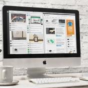 Tweetbot splitscreen op Mac
