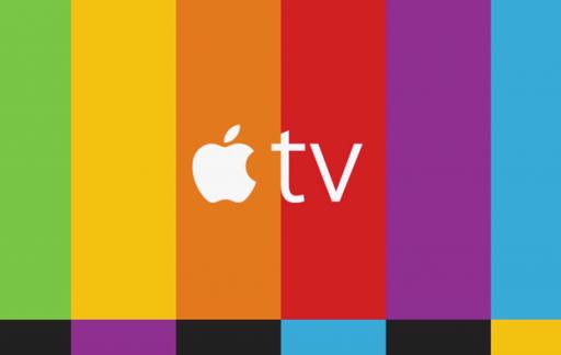 Apple TV streepjespatroon