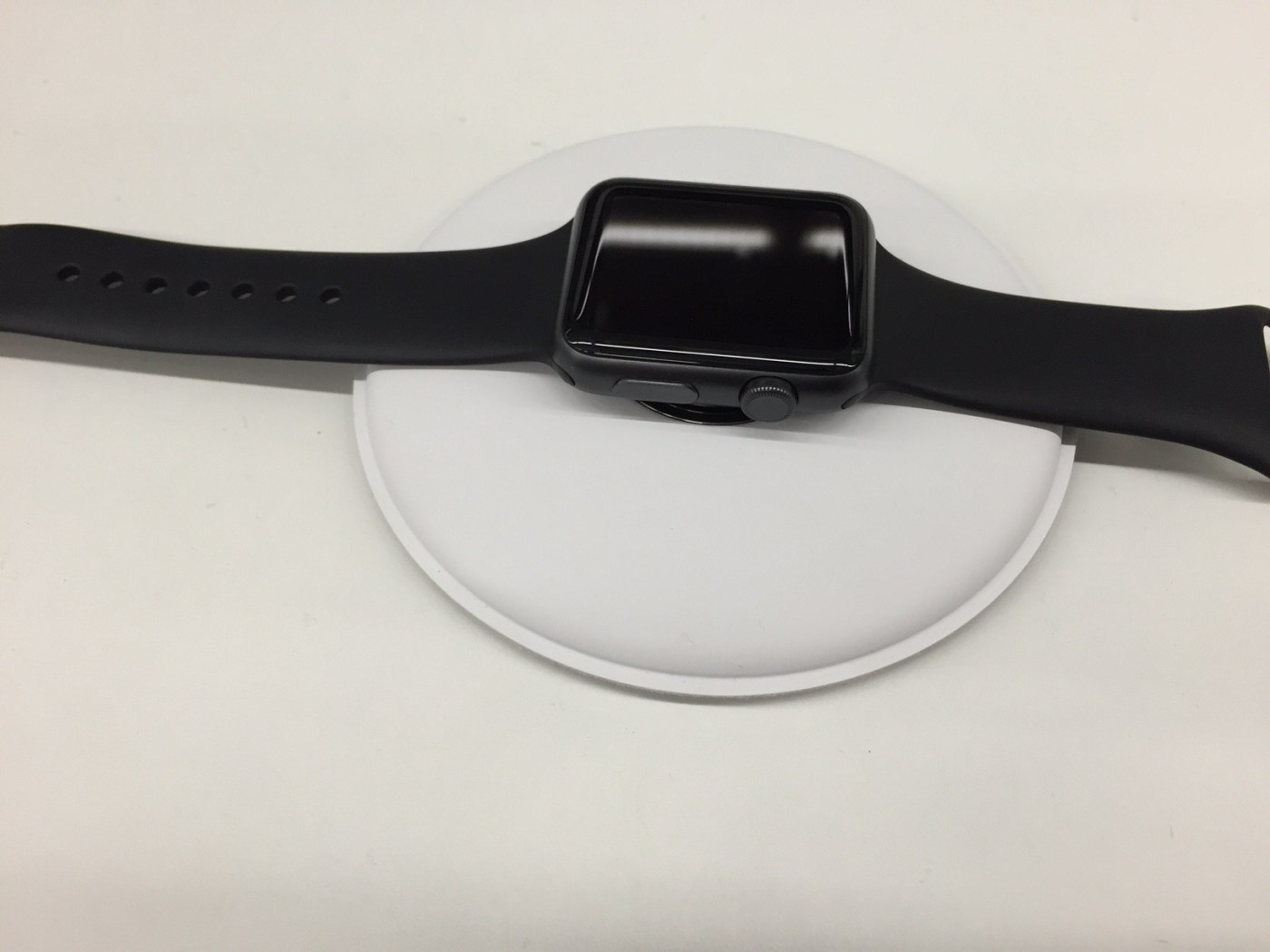 Apple Watch dock: smartwatch op de lader