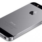 Achterkant van iPhone 5s.