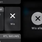 Notificaties sluiten op de Apple Watch kan op deze vier manieren