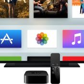 Apple TV met tvOS.