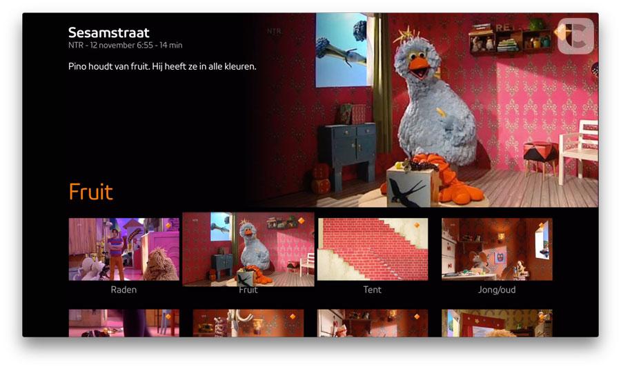 NPOMG Sesamstraat kijken