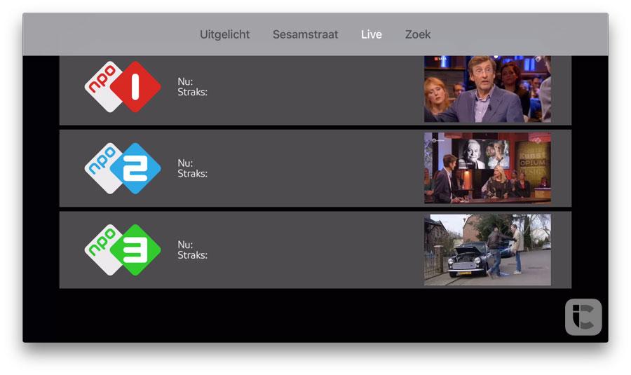 NPOMG Live televisie kijken