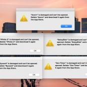 Problemen met Mac App Store: sommige apps moeten opnieuw worden geïnstalleerd