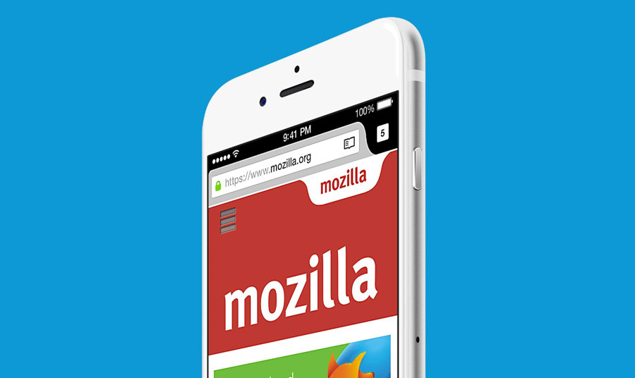 Firefox voor iOS